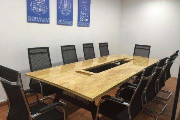 Tổng quan dự án thiết kế và thi công nội thất văn phòng công ty Thiên Phong Group